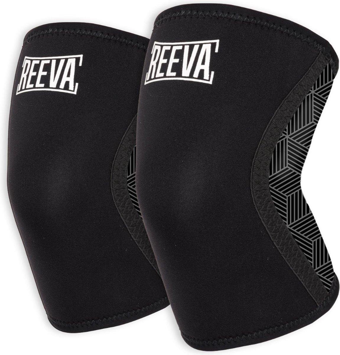 Reeva knee sleeves - knie brace - 7mm - M (unisex)